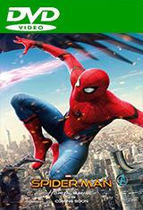 Spider-Man: De regreso a casa (2017) DVDRip Latino AC3 5.1 / Español Castellano AC3 5.1