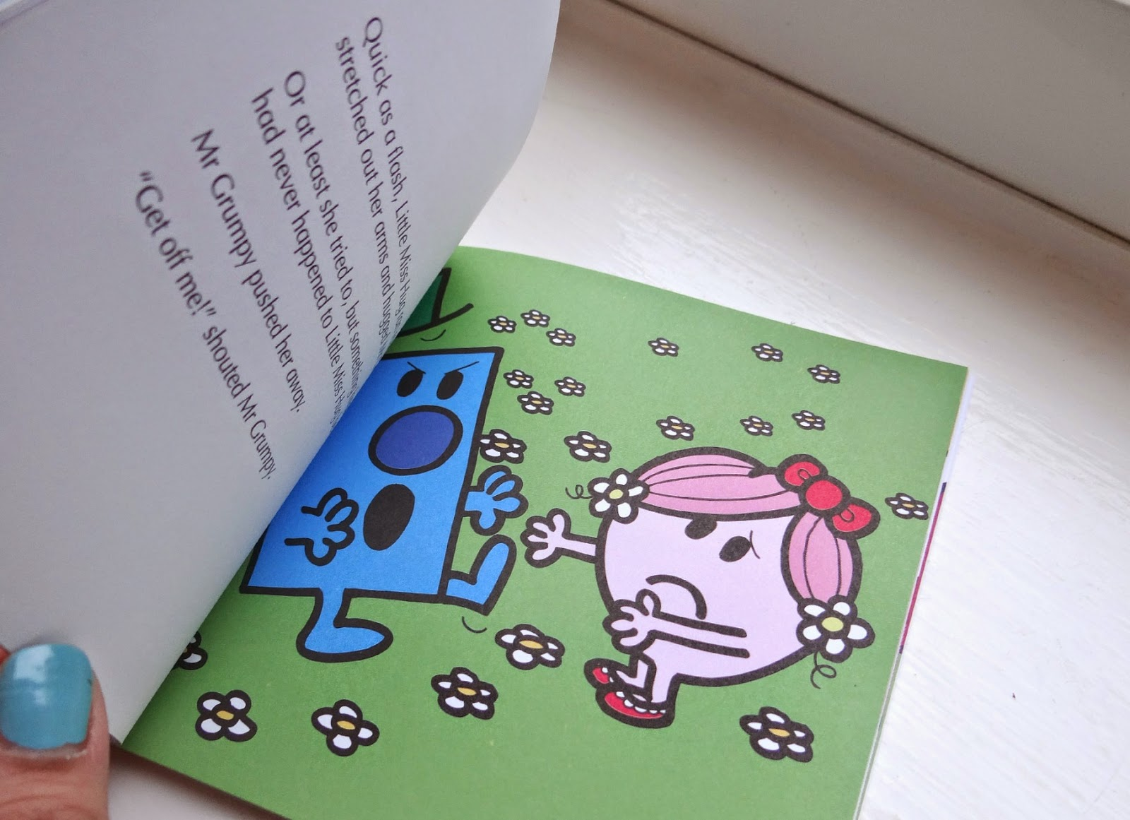 Little Miss Hug, Little Miss Mr Men, Children books