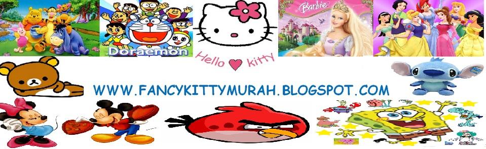 Aneka Fancy: Hello Kitty, Sanrio, Doraemon Bisa Pesan Disini, DIJAMIN lebih MURAH