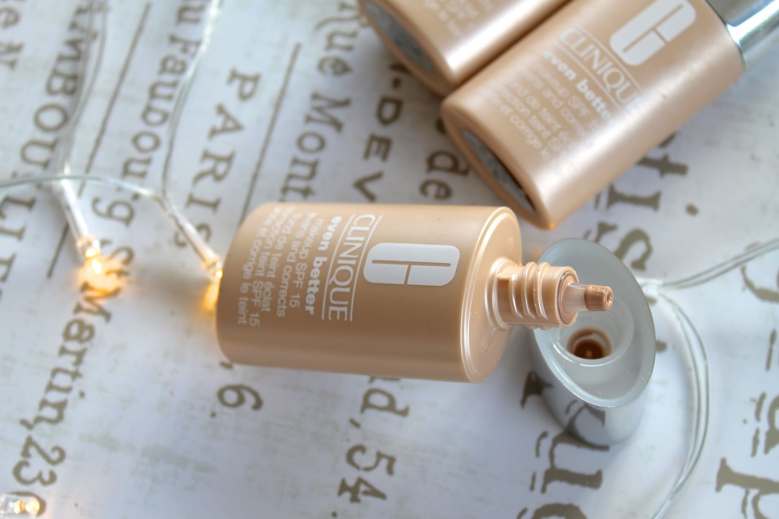 clinique even better foundation blog review