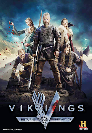 Poster Of Vikings 2013 Watch Online Free Download