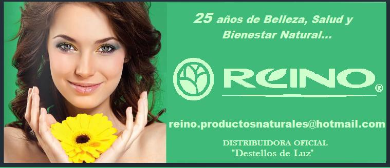 "DISTRIBUIDORA OFICIAL "" Destellos de Luz"" reino.productosnaturales@hotmail.com"