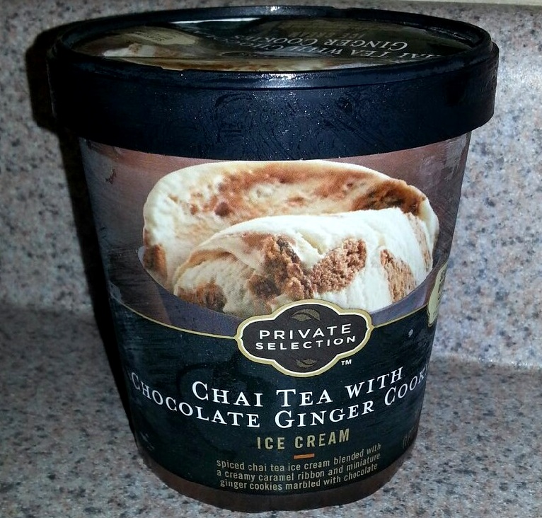 ... Review of Private Selection Chai Tea with Chocolate Ginger Cookie