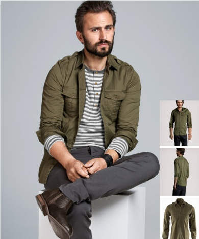 H&amp;M MODA DE HOMBRE MODERNO ROPA DE VARON CLASICA