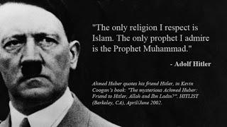 Οι Ναζί γοητεύθηκαν από το ισλάμ...και τότε και τώρα...
