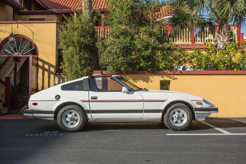 The Street Peep 1982 Datsun 280zx Turbo