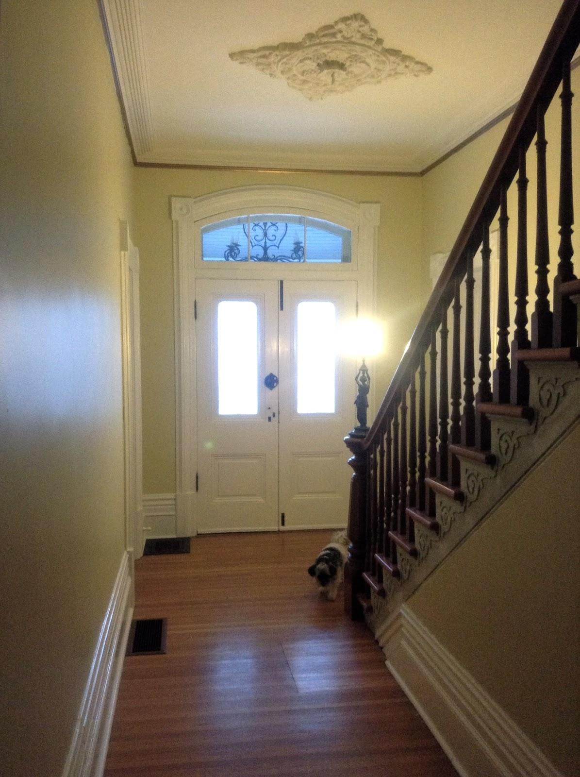 Painting Hallways Extraordinary Of Hallway Painting Photo