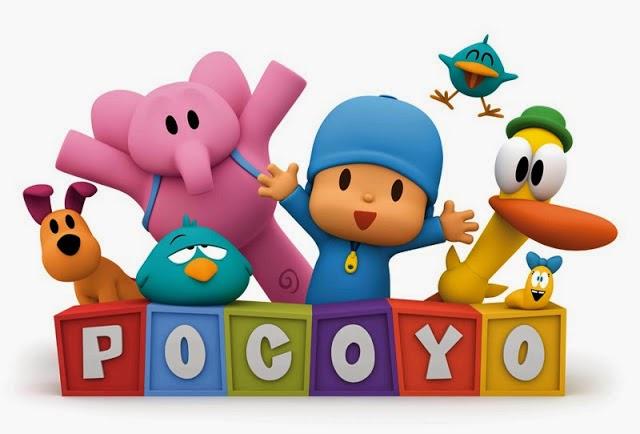 El canal oficial de Pocoyó en Youtube.