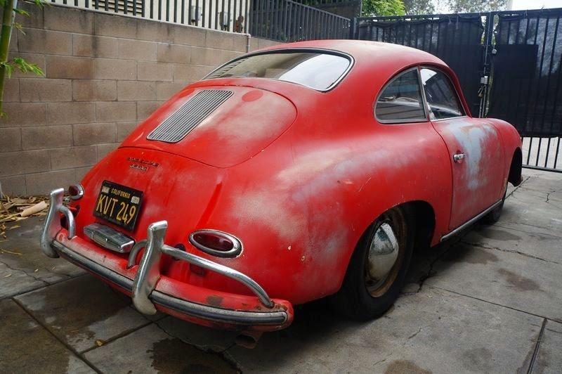 1958 Porsche 356 A Coupe California Car - Buy Clic Volks
