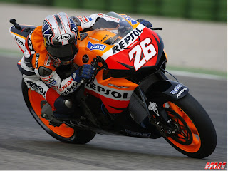 Hasil Kualifikasi MotoGP Valencia 2012