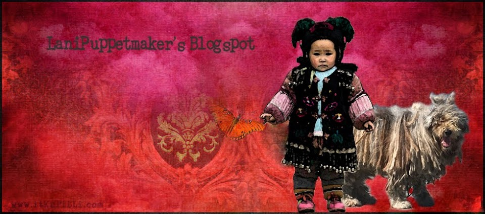 Lani Puppetmaker's Blog Spot