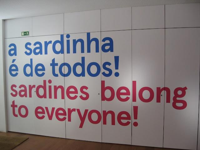 Olha a Sardinha!!!