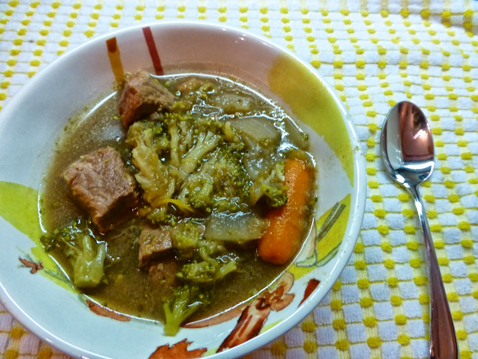 how to cook melon stew