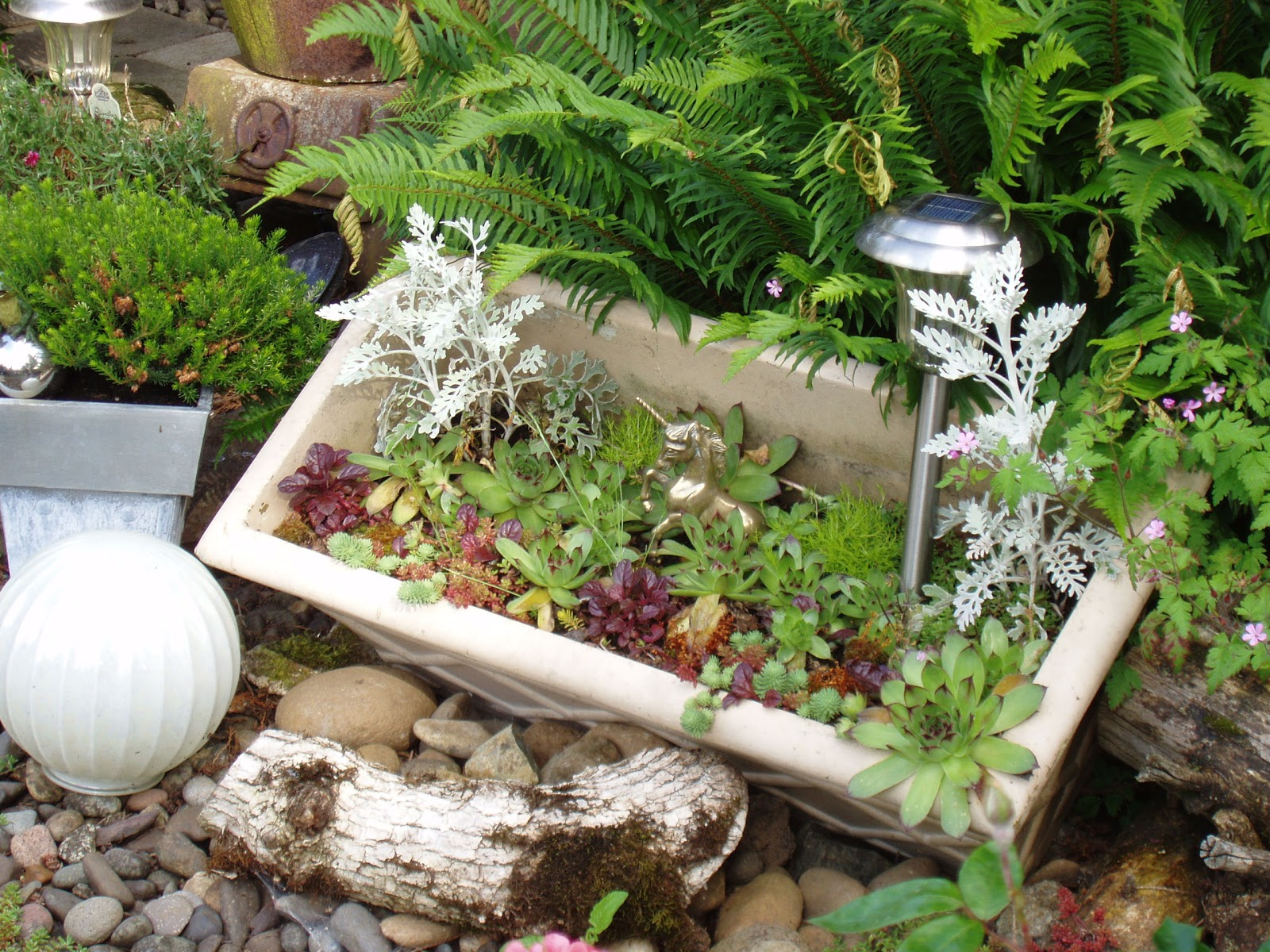Refreshing Home: Some Nifty Yard and Garden Ideas