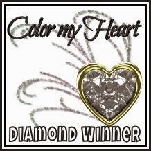 Color my Heart Diamond Winner
