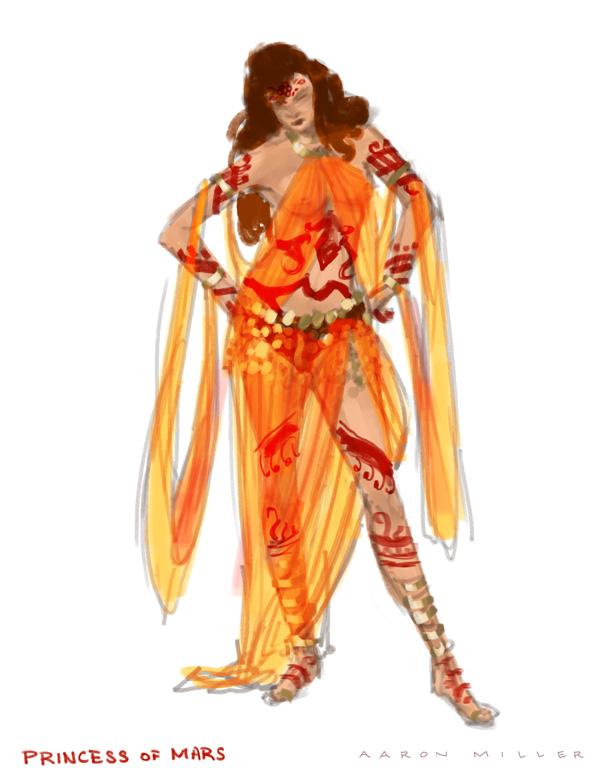 Princess of mars dejah thoris cosplay join. happens