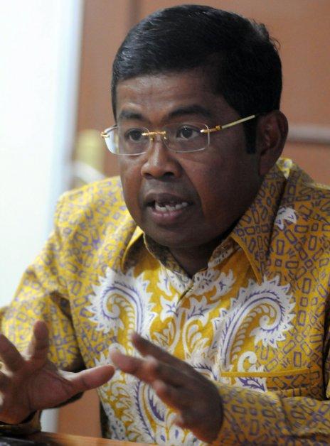Idrus Markam, Ketua Sekjen Partai Golkar