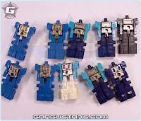Robotech Robolinks Revell Takara 1984 robots Blockman value cost sale selling buy