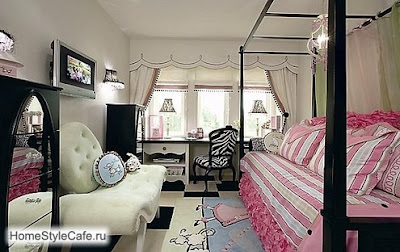 Big Rooms for Tween Girls Bedroom Ideas