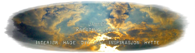 Jannes kreative verden