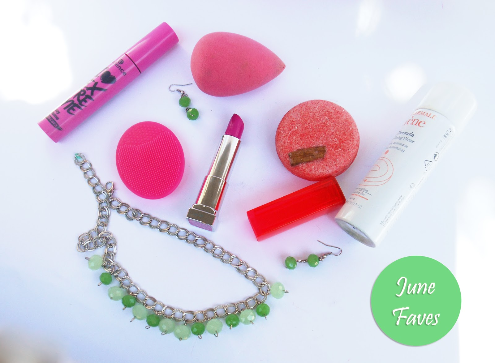 Beauty and Non-beauty favorites - June 2014