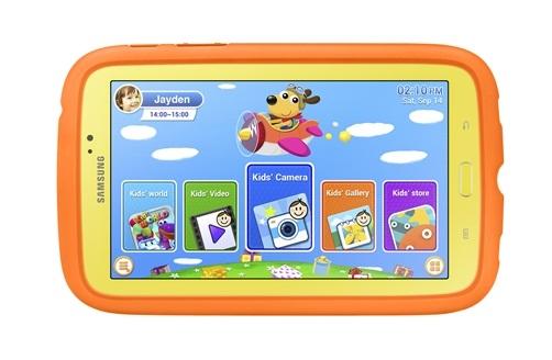 Samsung Galaxy Tab 3 Kids una tablet para los más pequeños
