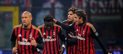 Xem lại đầy đủ trận AC Milan vs AS Roma
