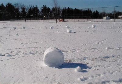 Snow Roller, Fenomena Unik Gulungan Salju