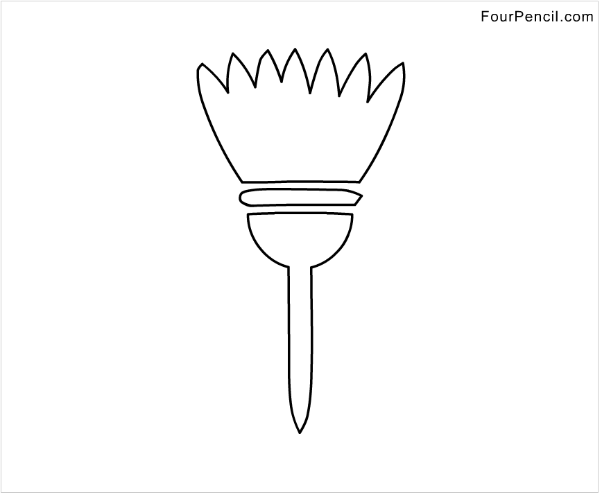 This Page Contains Information About Mop Coloring Pages