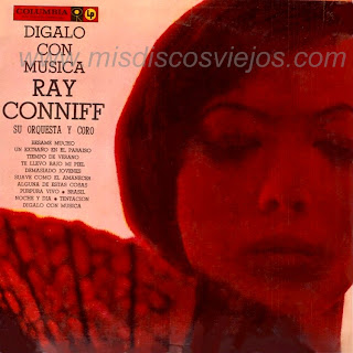 Ray Conniff Discografia