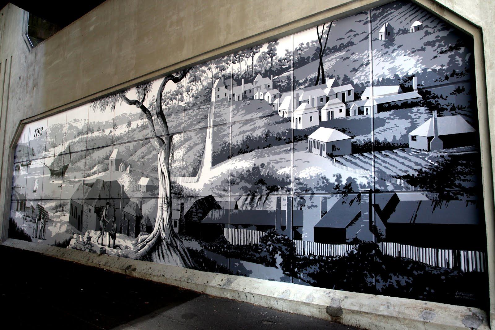 Arkhangelsk: barracks, street art, wooden sidewalks and surreal Solombala