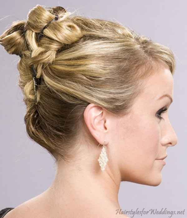 Hairstyles for long hair updos | Homecoming Hairstyles