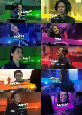 Beberapa Pemain The East Net TV