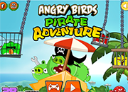 Angry Birds Pirate Adventure