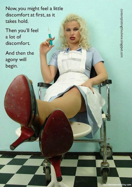 nurse Syonera oh my