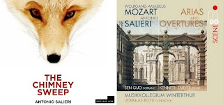 CD REVIEW: Antonio Salieri - THE CHIMNEY SWEEP (Pinchgut LIVE PG005) & Wolfgang Amadeus Mozart and Salieri - ARIAS AND OVERTURES (MDG Scene MDG 901 1897-6)