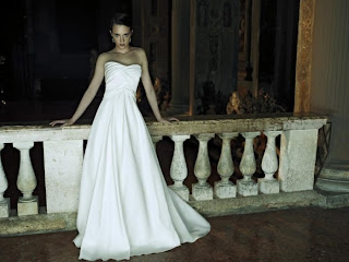 Alberta Ferretti Wedding Dresses 2013