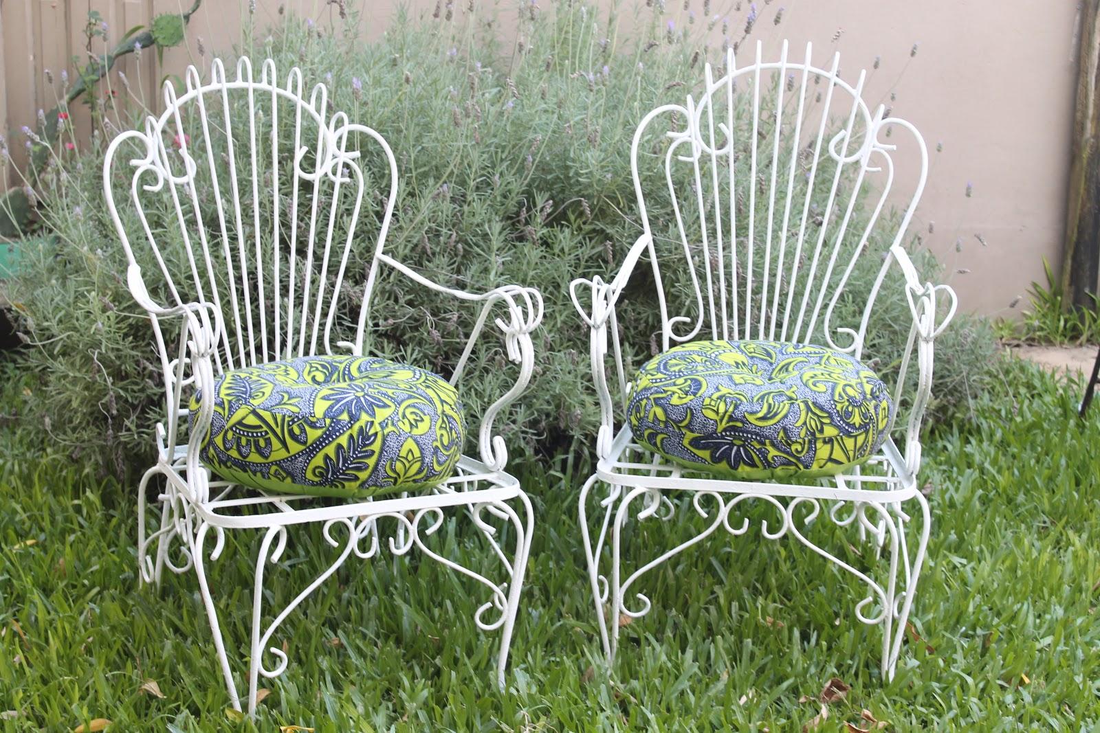 Sillones de jard n disponibles deco marce tienda for Almohadones para sillones jardin