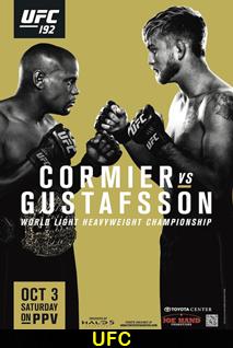 Assistir UFC 192: Cormier vs. Gustafsson