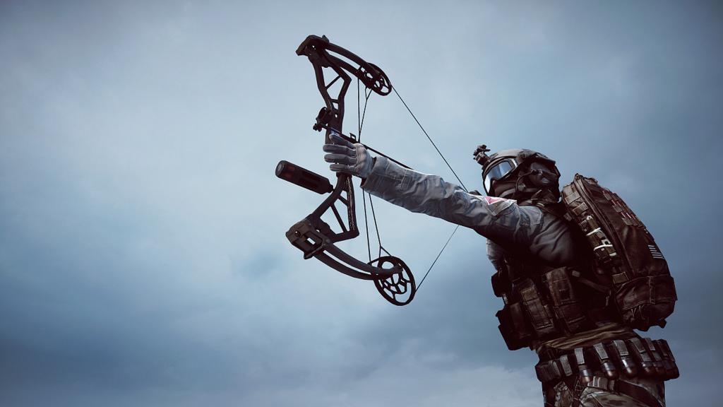 Phantom Bow recebe dois novos tipos de flecha no CTE do Battlefield 4