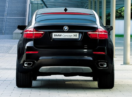 2012 on Smart Cars For Smart Peopls  Bmw X6 2012