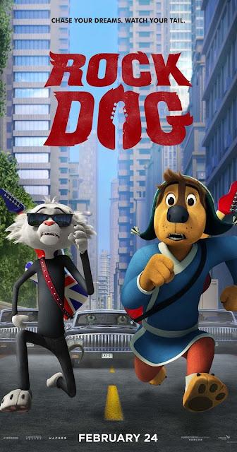 Rock Dog (2016) ταινιες online seires xrysoi greek subs