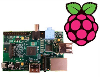raspberry pi board image