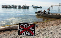 Tulalip and Northwest Tribes: 'Hell NO! to Coal!'