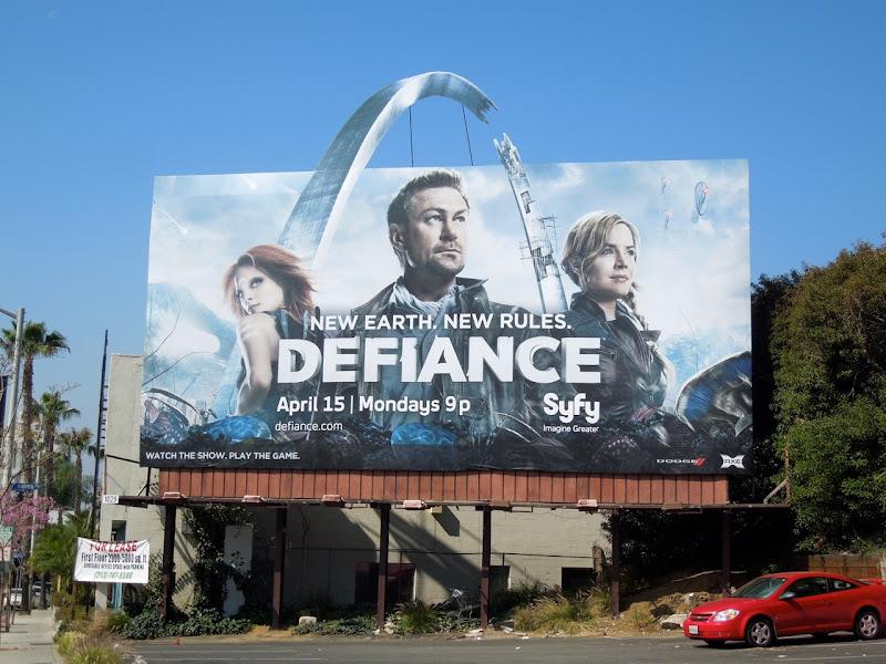 Defiance special extension billboard