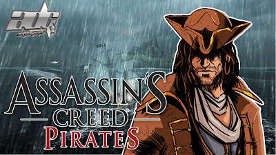 Assassin's Creed Pirates 1.2 Apk Mod Unlimited Money Full Version Data Files Download-iAndropedia