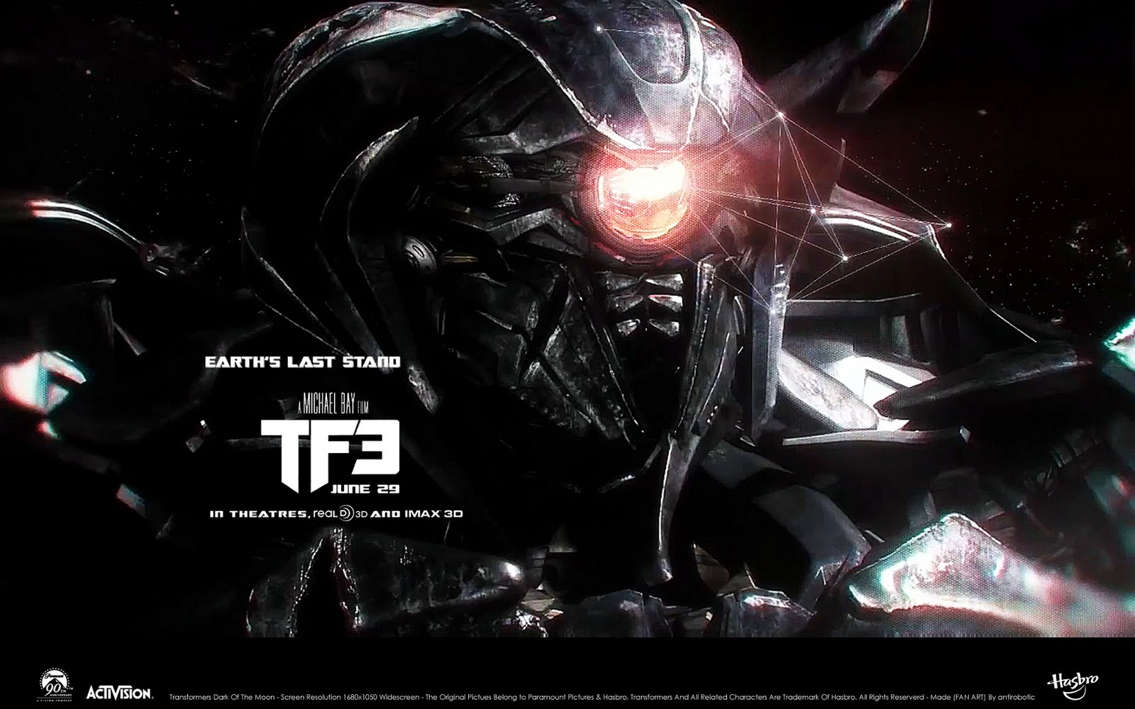shockwave transformers dark of the moon wallpapers - Transformers Dark of the Moon Shockwave wallpaper