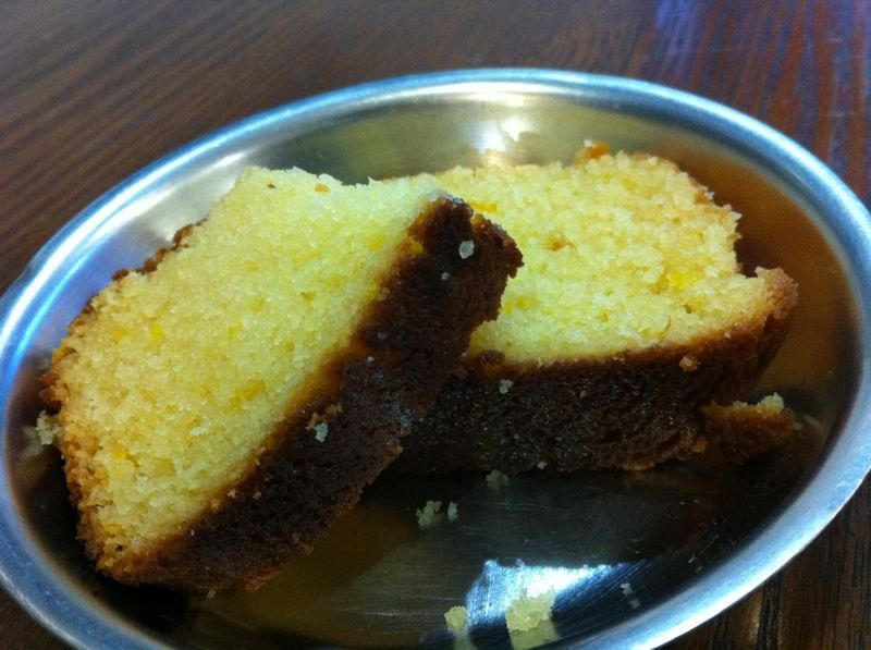 Eggless Baking Eggless Orange Sponge Cake
