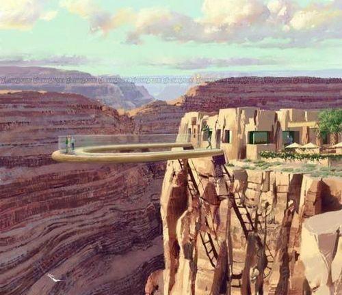 Lugares para visitar antes de morrer: Grand Canyon