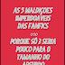 As 5 Maldições Imperdoáveis das Fanfics